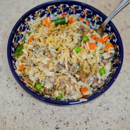 Eating Gluten Free: Fried Rice