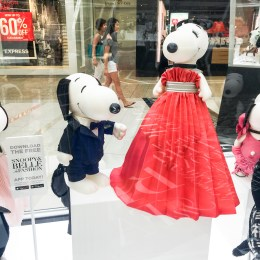 Snoopy & Belle in Fashion and A Quick Giveaway