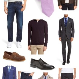 NSale Series: Nordstrom Anniversary Sale Men's Picks