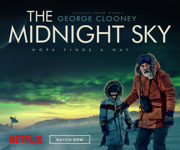 The Midnight Sky: A Netflix Movie Review