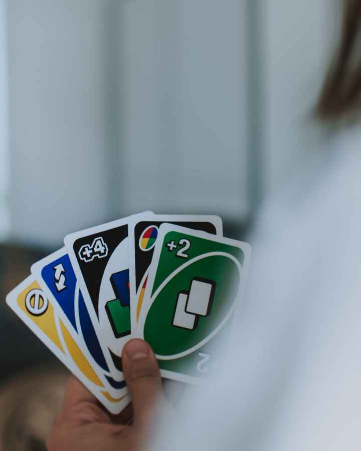Everything I Need to Know About People I Learn By Watching Them Play UNO.