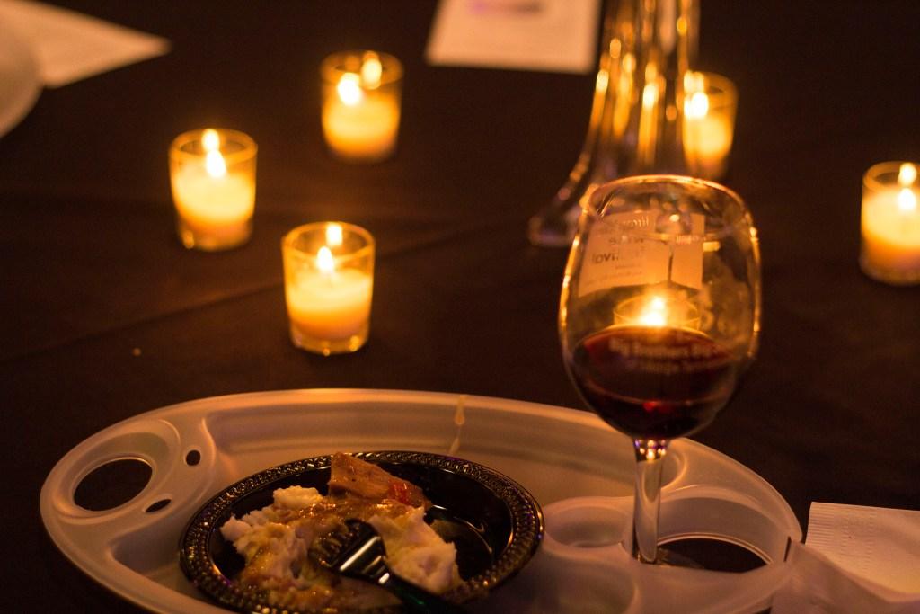 Franklin Wine Festival Food Pairing