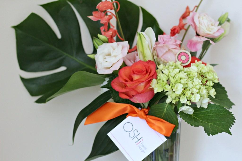 OSHi floral design