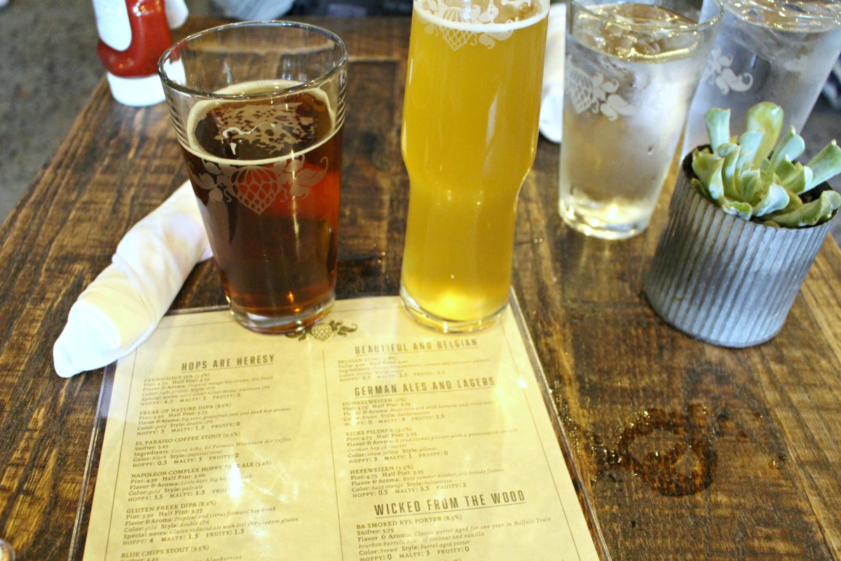 wicked weed asheville, nc