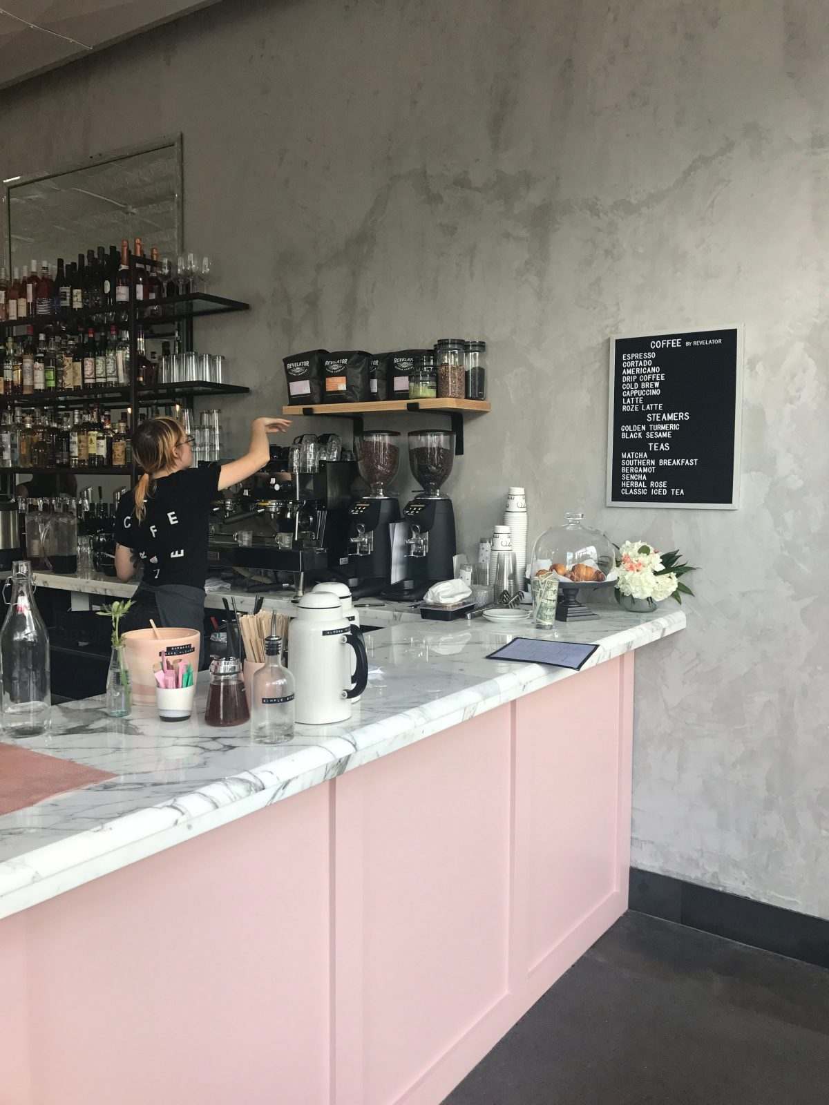cafe roze