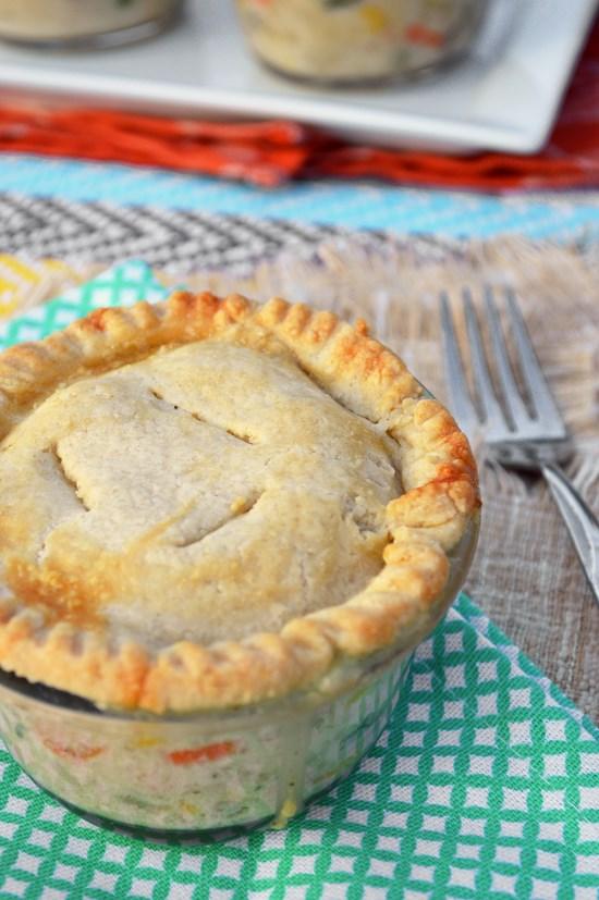 Gluten Free Chicken Pot Pies