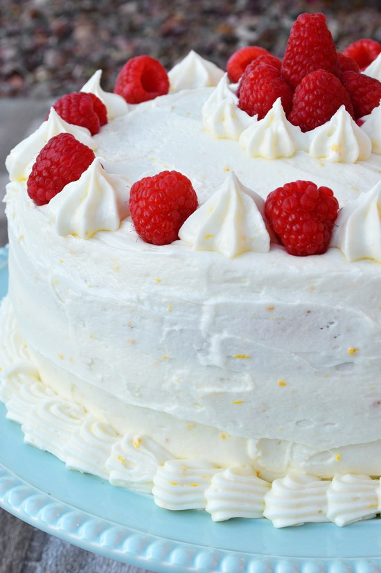 lemon raspberry cake gluten free vanilla cake with raspberry filling and meyer 5488