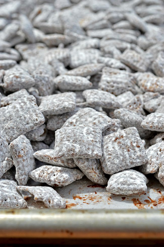 this to your favorites! Gluten Free Peppermint Chex Mix Muddy Buddies ...