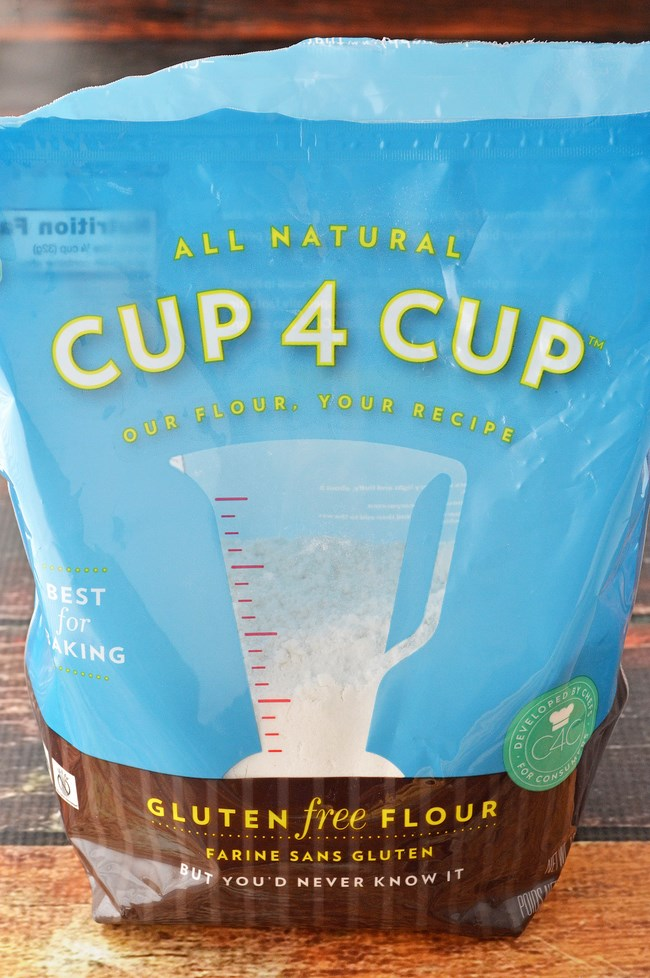 cup 4 cup gluten free flour