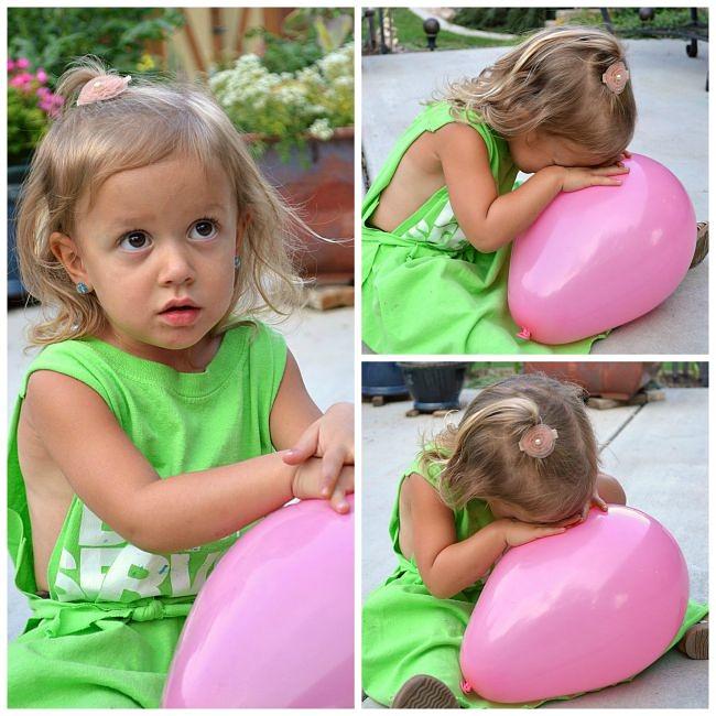 balloons make me sad