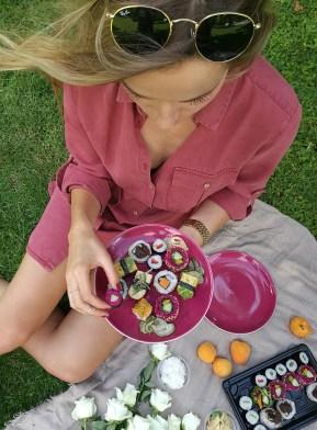 Foodora Picknick