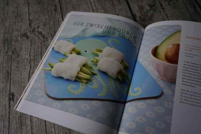 Avocado Sushi für BLW und breifrei