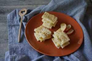 Milchreisschnitten – unser aktuell liebstes Familienfrühstück