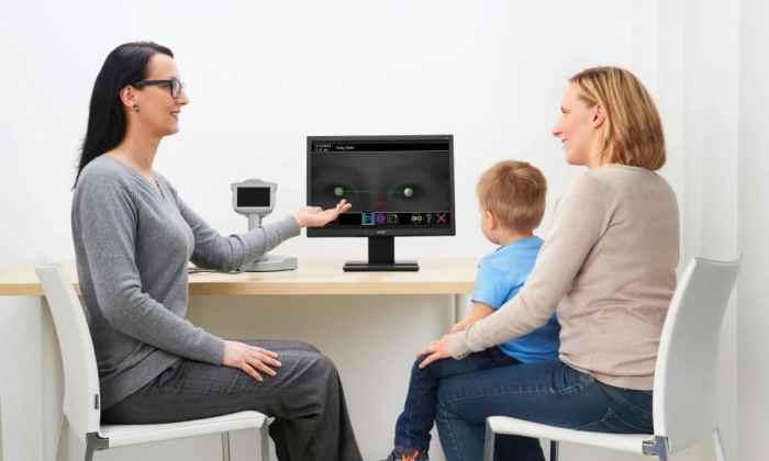 Amplyopievorsorge - Augenvorsorge für Babys und Kleinkinder