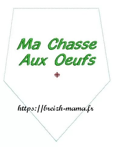 Ma chasse aux oeufs