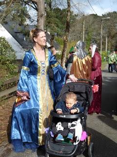 customisation robe de carnaval