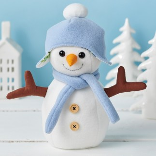 Patron bonhomme de neige