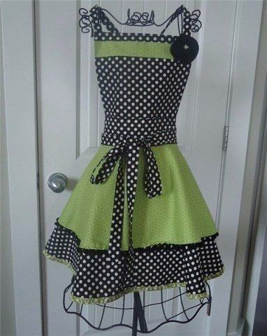 Idée couture tablier