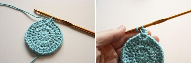 Panier au crochet
