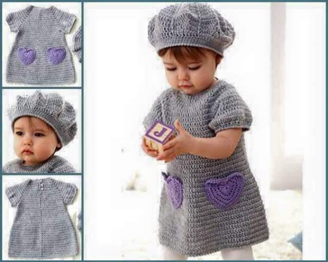 Robe Enfant Tuto Crochet Breizh Mama