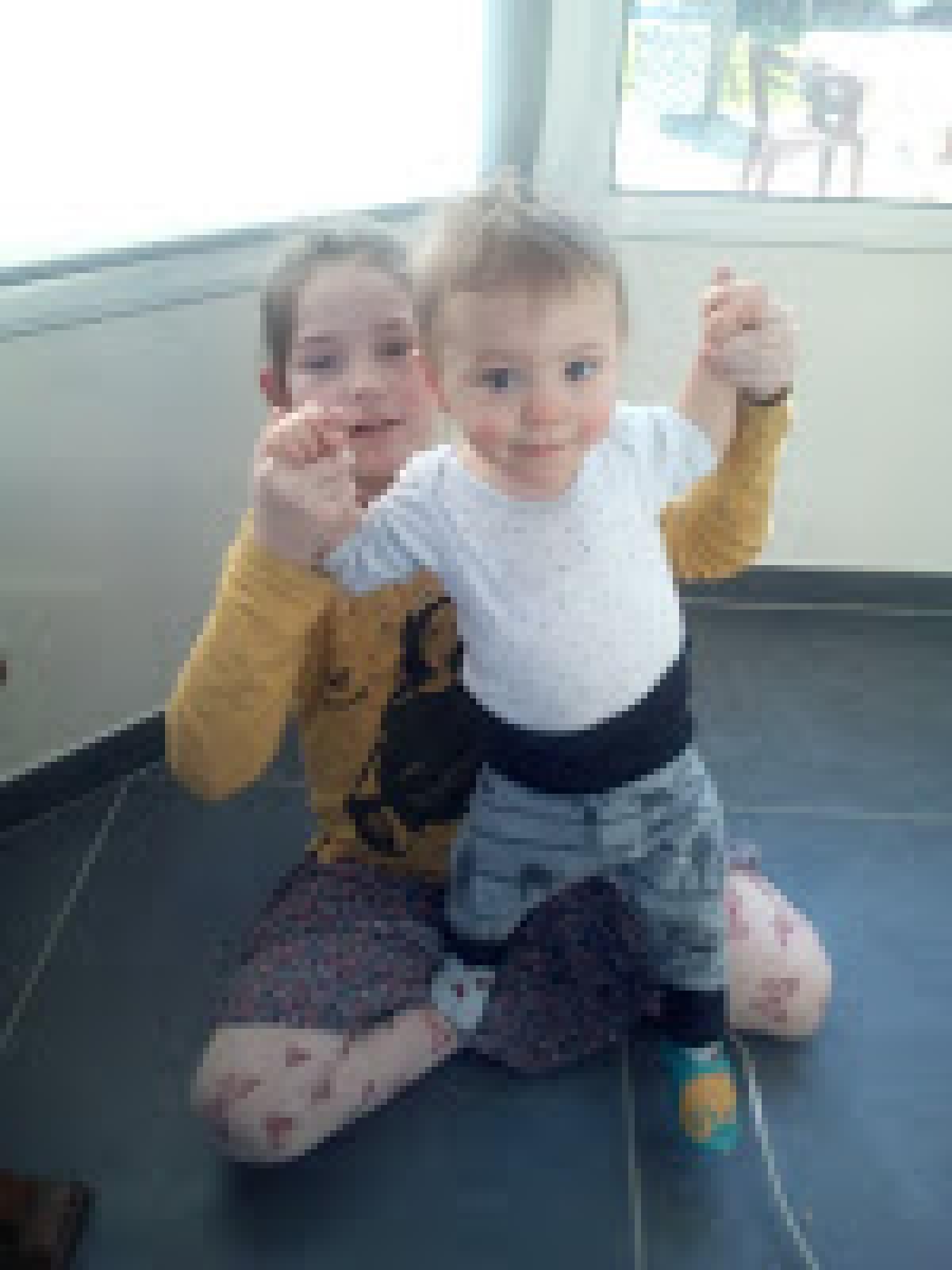 Mes projets Couture - Sarouel bébé
