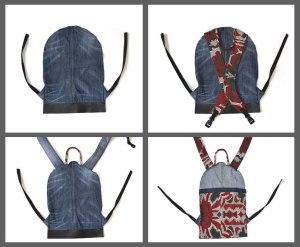 coudre un sac à dos