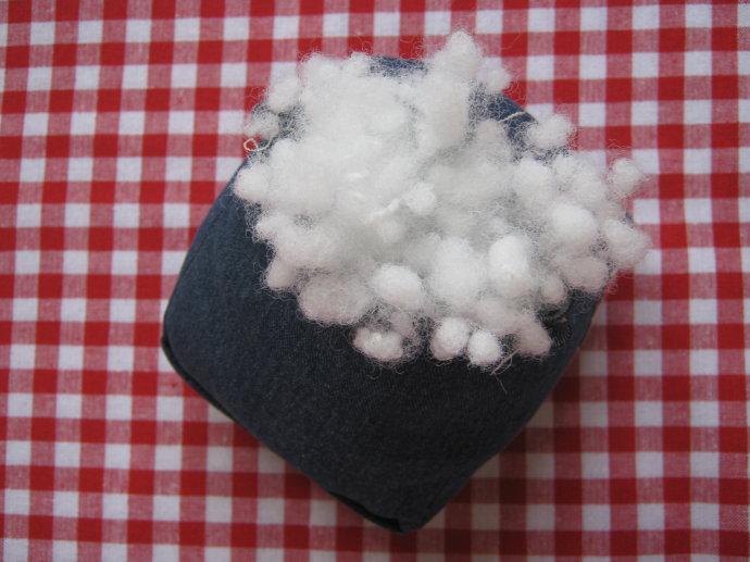 rembourrer de fibre