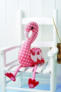 Flossie le Flamand Rose