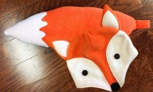 Coudre un bonnet renard