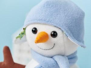 Patron couture bonhomme de neige