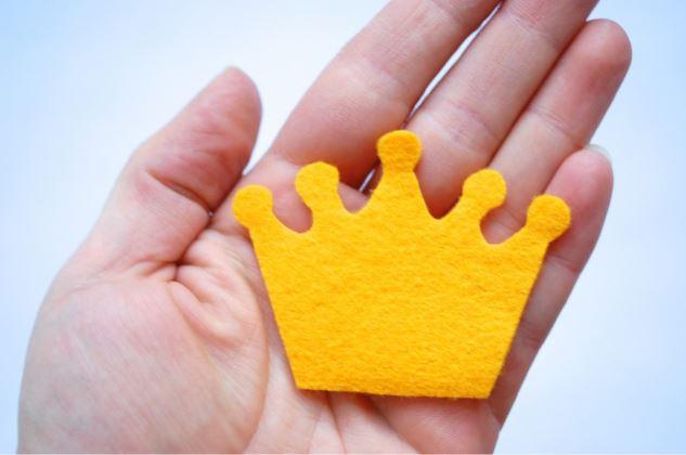 préparer la couronne