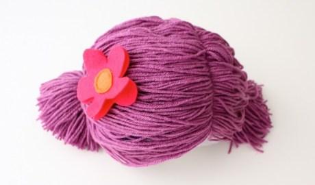 Faire une perruque en laine soi-même