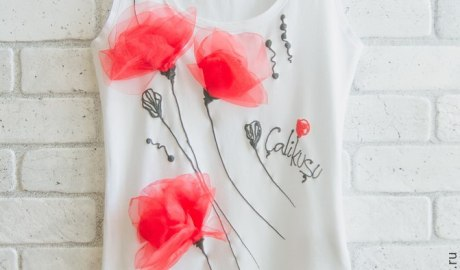 customisation coquelicot