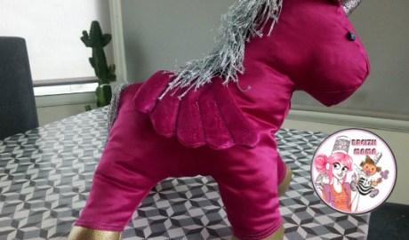 couture licorne