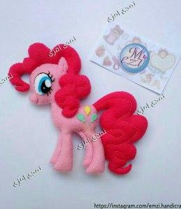 mon petit poney rose