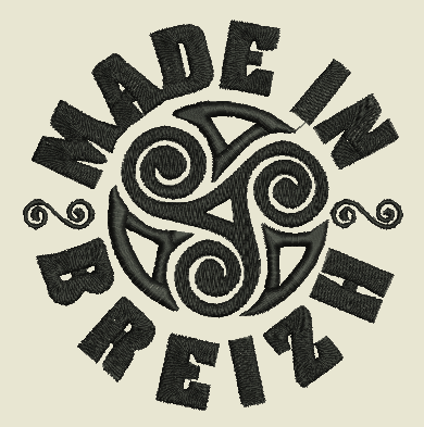 "Broderie ""Made in Breizh"""