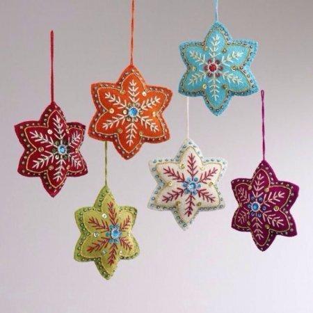 Figurines étoiles