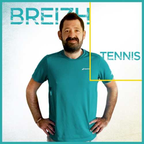 Entraînement tennis