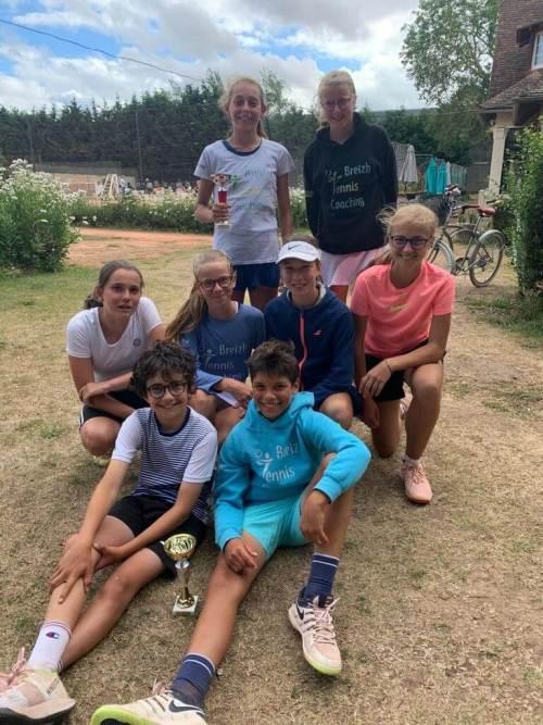 Tournee Tennis - Breizh Tennis Coaching