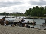 Le moulin-bateau de la Vistule