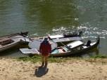 Un bateau solaire