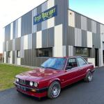 BMW E30 316i Swap 318is