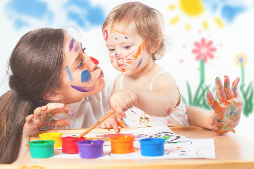 Bébé et EJE en création