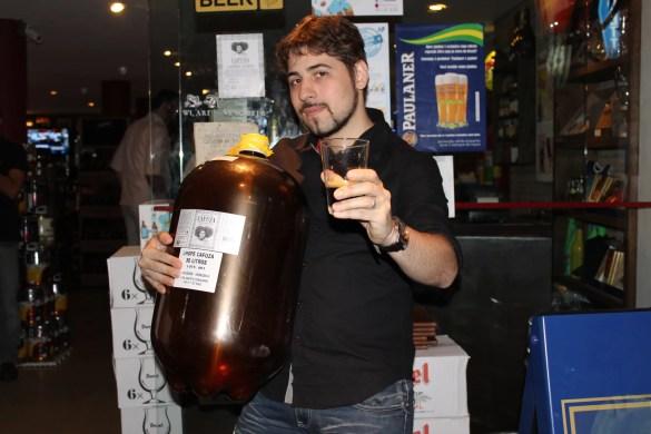 cervejas sazonais cafuza 20 litros