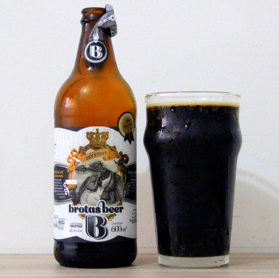 Brotas beer Drry Stout
