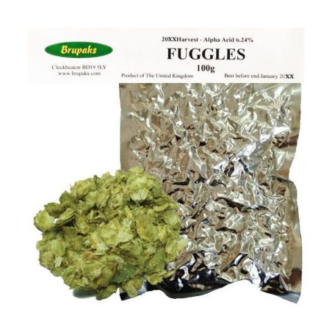 fuggles-flor-lupulo-100g