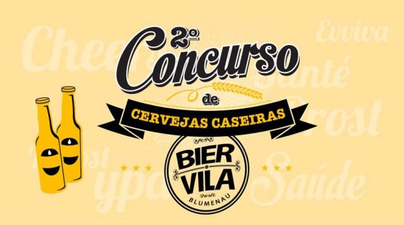 Concurso de Cervejas Caseiras
