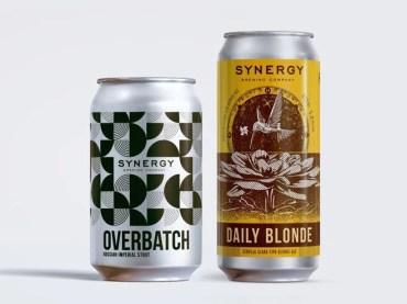 Daily Blonde e OverBatch: Os Novos Rótulos da Cervejaria Synergy