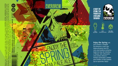 Everbrew Lança Enjoy the Spring