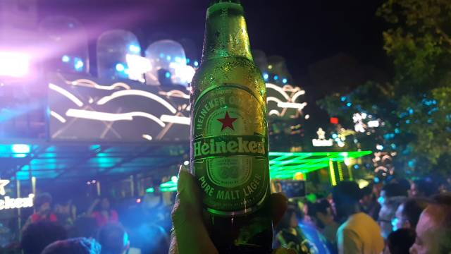 Heineken Urban Jungle